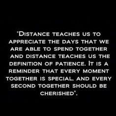 I cherish every moment we spend together :)