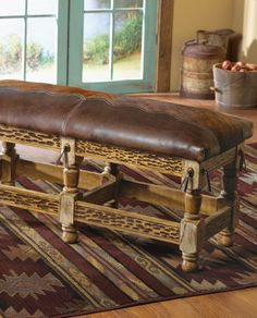 Chaps Bench