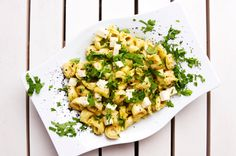Pinned for the Sauce:  http://www.sheknows.com/food-and-recipes/articles/961245/chicken-tortellini-with-feta-cream-sauce-recipe