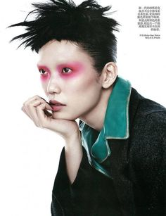Tao Okamoto by Lachlan Bailey for Vogue China September 2013 3