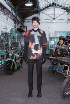 Givenchy by Riccardo Tisci Pre Fall 2013 Collection #givenchy