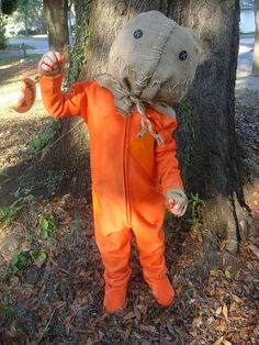 Sam from Trick 'r Treat. scary kids costumes