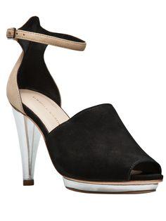 Rosie pump in black from Loeffler Randall
