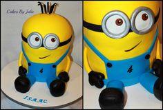 Minion Cake..