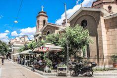 Neighbourhoods of Athens (Psiri)