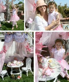 Welcome Spring Tea party