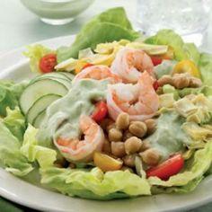 Green Goddess Salad & 28 More Power Salad Ideas