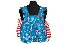 Cat in the Hat Toddler Apron