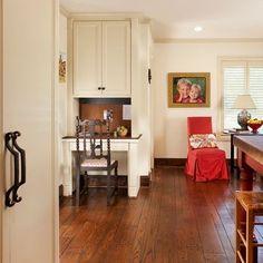 desk-Traditional Kitchen Photos Corner Desk Design, Pictures, Remodel, Decor and Ideas