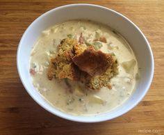 clam chowder boffins, boston clam chowder