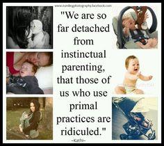 Attachment Parenting on Pinterest