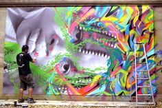 Alexis Diaz and Stinkfish in Toulouse, France