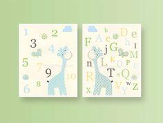 Nursery wall art Decor Children Art print play by DesignByMaya, $48.00