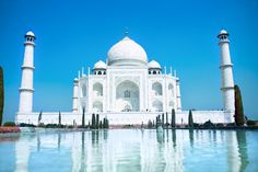 World wonder Taj Mahal #India