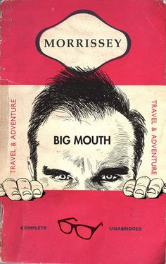 cover books, rock posters, the smiths, penguin books, mouth, art prints, book covers, classic books, book cover design
