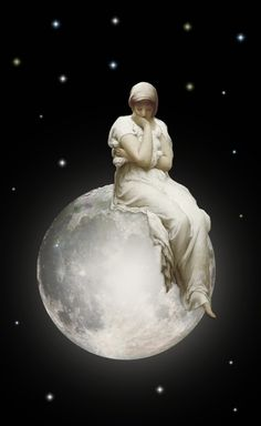 Dreaming On The Moon..that's me!           Jan Bigelow
