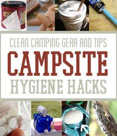 Campsite Hygiene Hacks | Survival Life