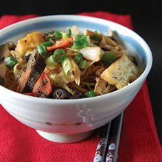 Jai (Vegetarian Monks' Dish)