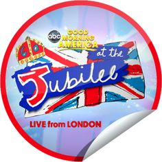GMA at the Jubilee! Sticker | GetGlue