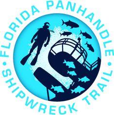 Florida Panhandle Shipwreck Trail - 5 down, 7 more to go!!
