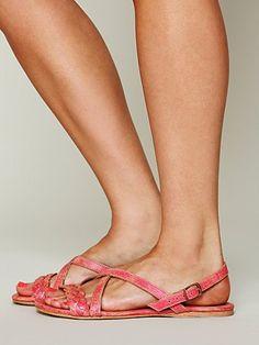 Kelsey Braided Sandal