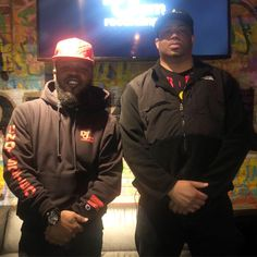 Dough From Da Go & DJ Mild High @ the #DefJam #Undisputed Docuseries Viewing & Listening Session Held @ Drink Haus Chicago