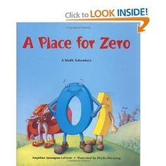 Book, A Place for Zero by Angeline Sparagna Lopresti