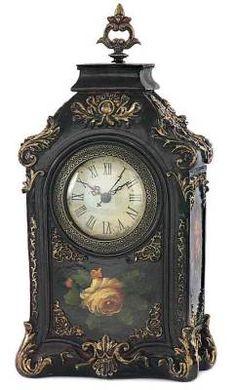 Gilded Rose Clock