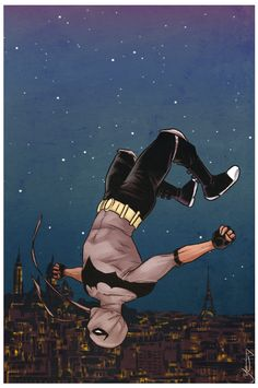 Nightrunner : The Batman of France ! Batman Inc.