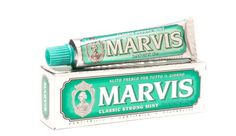 graphic design, mints, product, strong mint, classic mint, marvi strong, marvi toothpast, mint toothpast, marvi classic