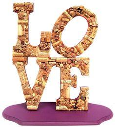 Amor feito de rolha