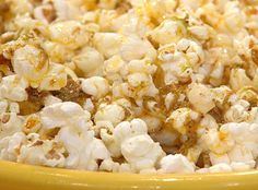 Lime and Chili Popcorn