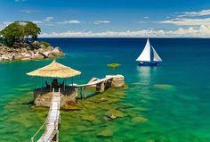 Kaya Mawa Resort, Lake Malawi, Africa!