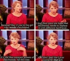 HAHAHAHAHAHAHAHA ok Taylor I think we need to sit down and have a little talk, or a confrontation