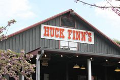 Huck Finn's Catfish Restaurant in Pigeon Forge, TN is famous for our ALL 'U CAN EAT CATFISH & CHICKEN DINNERS. We serve only pond-raised, grain fed, Mississippi Catfish. Located in the heart of Pigeon Forge, between traffic lights #6 & #7.