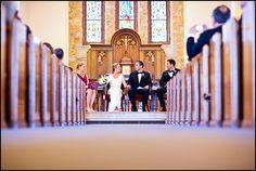 Door County Wedding Photography - Julia and Jon. Photo by Ken Cravillion Photography.