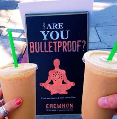 Bulletproof coffee (