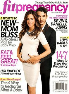 Fit Pregnancy Cover for 12/1/2013  Jonas