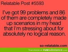 This is 100% me .