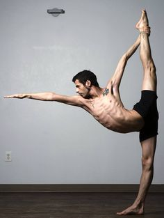 Hartford Courant - If yoga is so good for you, why don't more men practice it?