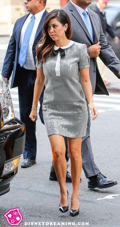 Kourtney Kardashian's NYC Style!