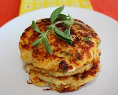 POWER BREAKFAST: PALEO SQUASH PANCAKES RECIPE   Paleo recipes
