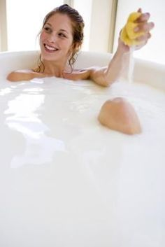 Yes, I cleaned the bathtub with the ROG3 and took a bath YEA for me  Debbie F. Canada