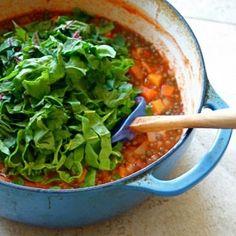 Vegetable Lentil Soup Recipe: Another Tasty Way to Enjoy Kale