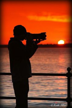 ☆ Sunset Photography, Cowes , Isle of Wight :¦: By Keith Allso