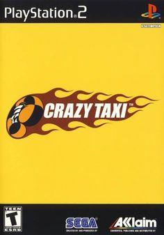Crazy Taxi.