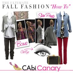 Be the chicest gal on the block, and check out our ultimate fall fashion 'how to' guide!