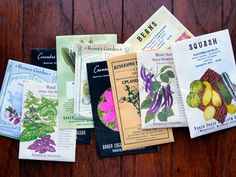 California Seed Companies to Get Your Garden Started | Container Gardens | Home & Garden | KCET