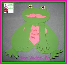 $ A cute valentine's day craftivity!