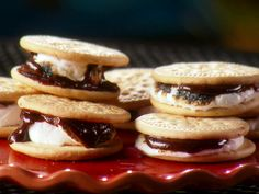 Mexa S'mores Recipe : Marcela Valladolid : Food Network - FoodNetwork.com